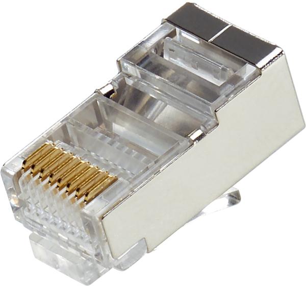 E-MO8/8SR screened-Modular-connector