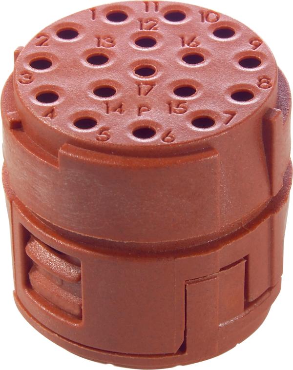EPIC SIGNAL M23 17E S ,配D-Sub插针 (5)