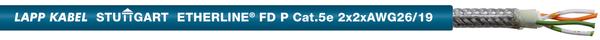 ETHERLINE FD P CAT5e 4 X 2 X AWG26