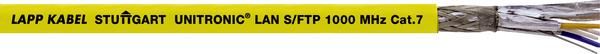 UNI LAN1000 S/FTP Cat.7LSZH 4 X 2 X AWG23/1