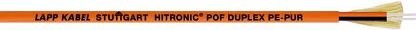 HITRONIC POF DUPLEX PE-PUR