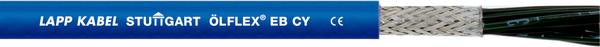 OLFLEX EB CY 3 X 0,75