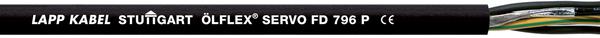 ÖLFLEX SERVO FD 796P 4 G 2,5+(2 X 1,5)