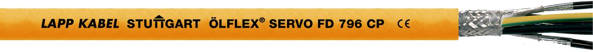 ÖLFLEX SERVO FD 796CP 4 G 2,5