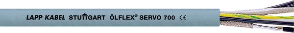 OLFLEX SERVO 700 4 G 1,5+(2 X 0,75)FDF