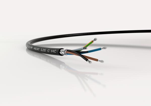 ÖLFLEX HEAT 125 C MC 3 X 2,5 (bk cores)