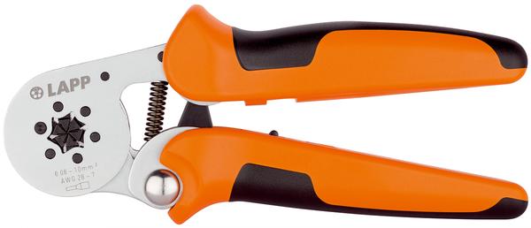 Crimping pliers end sleeves PEW 8,185