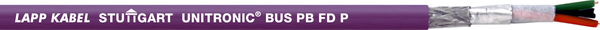 UNITRONIC BUS PB FD P 1 X 2 X 0,64